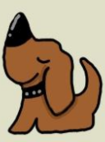 cartoon puppy,puppy,pet,brown puppy,dog,brown dog,brown pet,animal