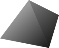 pyramid,shape