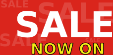 sale now on,sale,for sale