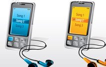 iphone,headphone,phone,comunication,music,listen,call,communication