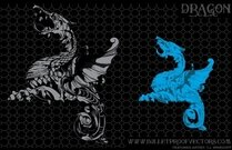 dragon,animal,vector,illustration.,graphic,design