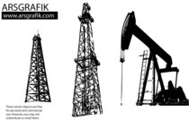 oil,well,production,rig,gallery