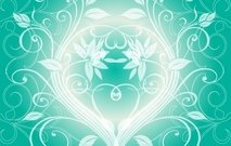 background,wallpaper,swirl,flower,floral,green