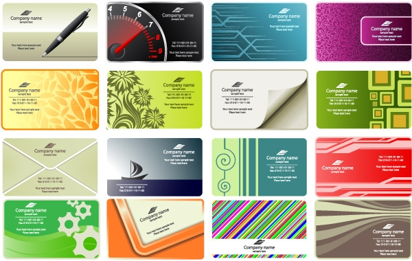 free clip art business cards - photo #31