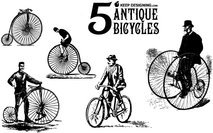 vintage,bike,bicycle,monocycle