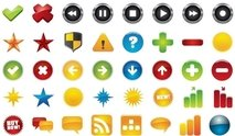 icon,different,rss,web,2.0,sphere,circle,shield,plus