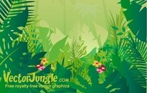 jungle,rainforest,nature,background,element