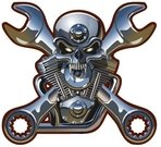 car,motor,skull,engine,emblem,motorcycle