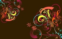 abstract,dapino,misc,swirl,&,curl,element