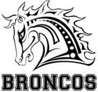 logo,template,horse,bronco,fantasy,league