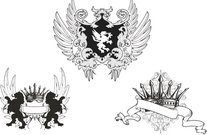 heraldry,fashion,tshirt