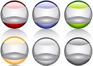 orb,icon,glossy,glass,sphere