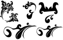 swirl,ornmanets,decor,decoration,ornate