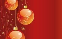 christmas,ball,star,background,wallpaper,red,starflakes,snow,flak