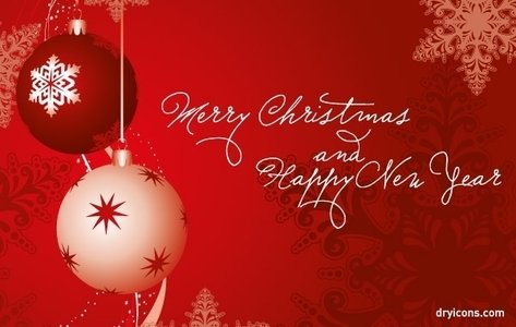 ... Christmas And Happy New Year clip arts, clip art - ClipartLogo.com