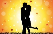 silhouette,young,male,female,kissing,star,circle,butterfly,grass,abstract,background,illustration,animals,backgrounds & banners,buildings,celebrations & holidays,christmas,decorative & floral,design elements,fantasy,food,grunge & splatters,heraldry,free vector,icons,map,misc,mixed,music,nature