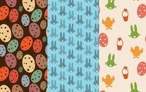 cartoon,easter,fun,modern,pattern,repeat