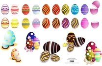 easter,egg,element,object,colors.colorful,pattern,stripe,random,abstract