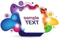 conceptual,background,frame,3d,banner,box,colorful,text