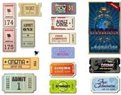 access,admission,admit,amusement,blue,carnival,certificate,cinema,circus,collection,concert,coupon,dollar,entertainment,event,fair,festival,film,game,graphic,isolated,label,lottery,movie,music,numbered,old,orange,park,performance,pink,play,price,raffle,receipt,retro,set,sign,stain,stub,theater,torn