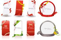ribbon,lace,banner,element,decor,decoration,on,paper,card,ribbon,paper,ribbon,card,ribbon,for,your,project