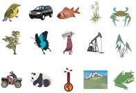 symbol,library,animal,object,plant,vehicle