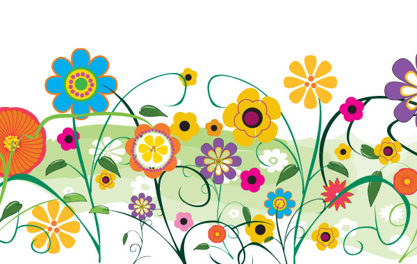 free garden design clipart - photo #13