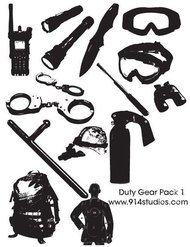 military,police,gear,handcuff,flashlight,weapon,police gear,police man,backpack