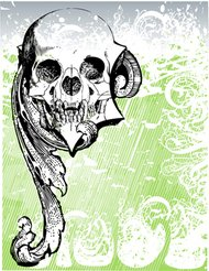 chadlonius,skull,t shirt,apparel,design,goth,gothic,vampire,element,vector