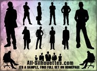 man,silhouette,human,businessman,people