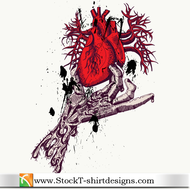 heart tee design,t-shirt design,free vector design,ink spray,heart,tee,design,t-shirt,design,free,vector,design,ink,spray,tshirt,shirt,element,vein,blood,artery,artery,hand,gross,horror,suspense,pump