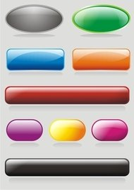 glossy,shiny,badge,icon,sticker,square,oval,rectangle,button