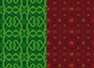 fabric,tissue,patchwork,kilt,square,pattern,quilt