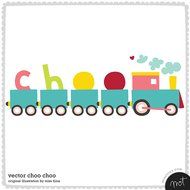 train,choo choo,toy,child,love,heart