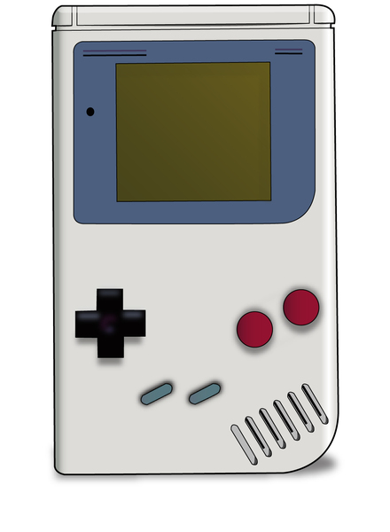 Game Boy clip arts, clip art - ClipartLogo.com