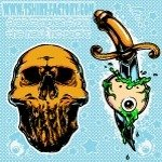 skull,sword,eyeball,eye,head,bone,goo,ooze,freak,factory,food,golf,horror,knight,sign,skeleton,tattoo,animals,backgrounds & banners,buildings,celebrations & holidays,christmas,decorative & floral,design elements,fantasy,food,grunge & splatters,heraldry,free vector,icons,map,misc,mixed,music,nature
