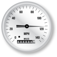 speedometer,speedo,automotive,mph,vehicle,measure,car,automobile