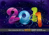 new year,occasion,holiday,event,celebrate,celebration,space,colorful,big letter,new,year,big,letter