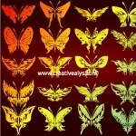 abstract butterfly,butterfly,vector butterfly,insect,bug,animal,flying,wing