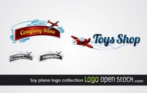 business,logo,airplane,toy,kid,shop,toy store,toy shop,template