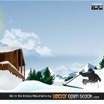 skii,mountain,nature,sport,cabin,hut,house,sun,winter,snow,ski,skiing,snowy