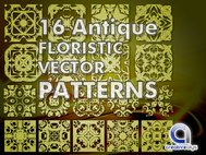 antique pattern,floristic pattern,vector pattern,artistic,antique,floral,flower,pattern,element,floristic,pattern,design,element,pattern,element,pattern,element,pattern,element