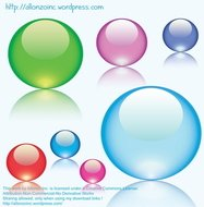 glass,marble,colorful,shiny,vibrant,allonzo,inc,glowing,bright,button