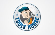 tool,wrench,spanner,toolbox,house,warehouse,hardware,store,supply,character,funny,tool
