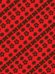 african,red background,abstract flower,stripe,decor,flower,pattern