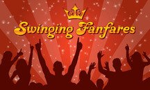 wallpaper,background,show,star,light,party,band,swinging funfares,music,glamour,swinging,funfares,star,band