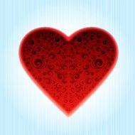 abctract,background,heart,symbol,love,romance,valentine,ornament,deco,red