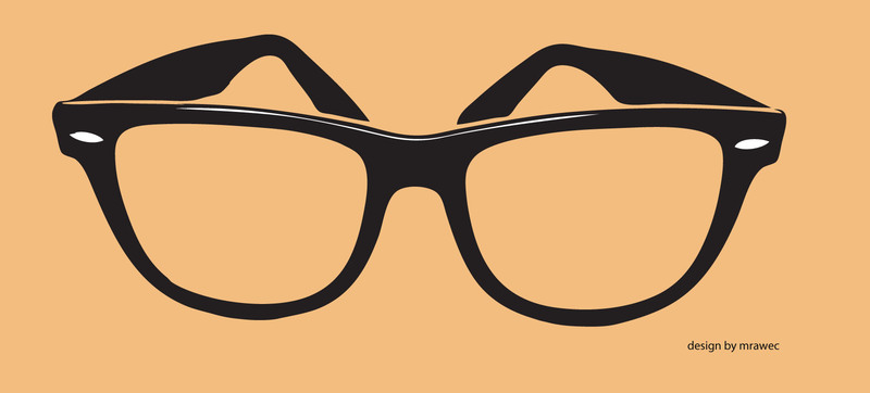 Glasses Frames Vector : Gallery For > Sunglasses Silhouette Clip Art