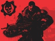 gear of war,war,gun,military,xbox,video game,game,marcus fenix