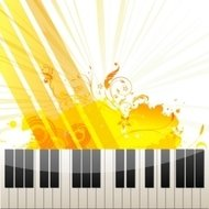 piano,key,audio,music,play,instrument,sound,rhythm,entertainment